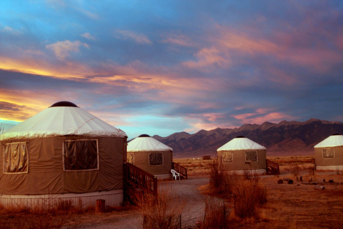 Best Yurt Vacations in Colorado
