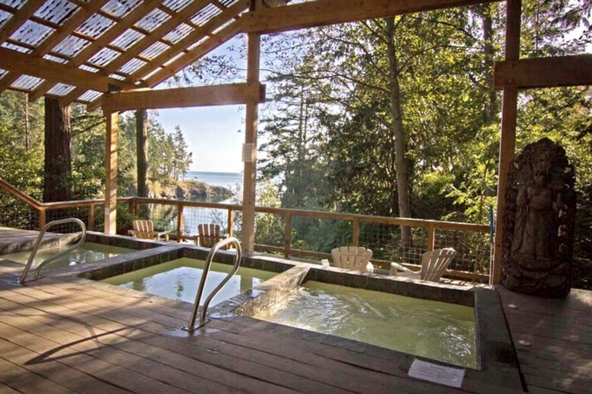 Best Yurt Vacations in the Pacific Northwest