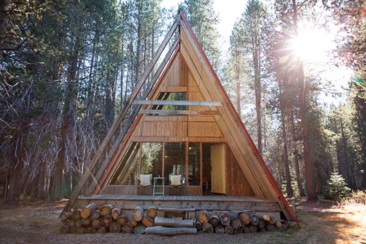 Cabin Camping near Yosemite National Park