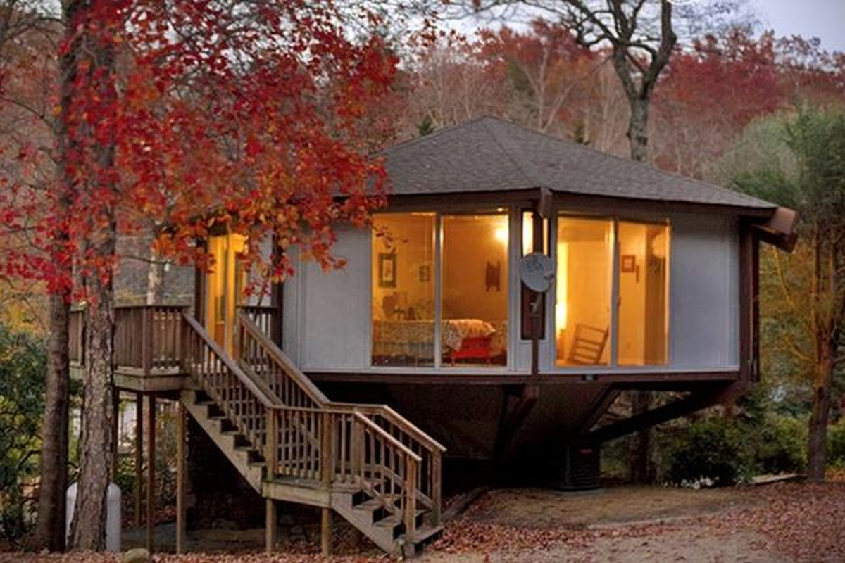 Cabin Getaways near Linville Gorge