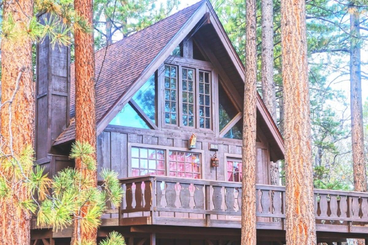 Glamping collections glamping hub Big bear cabins california