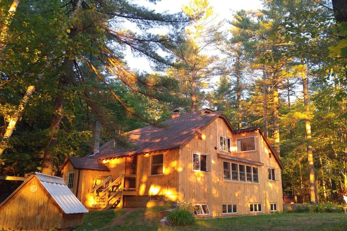 Cabins with Wi-Fi in New Hampshire