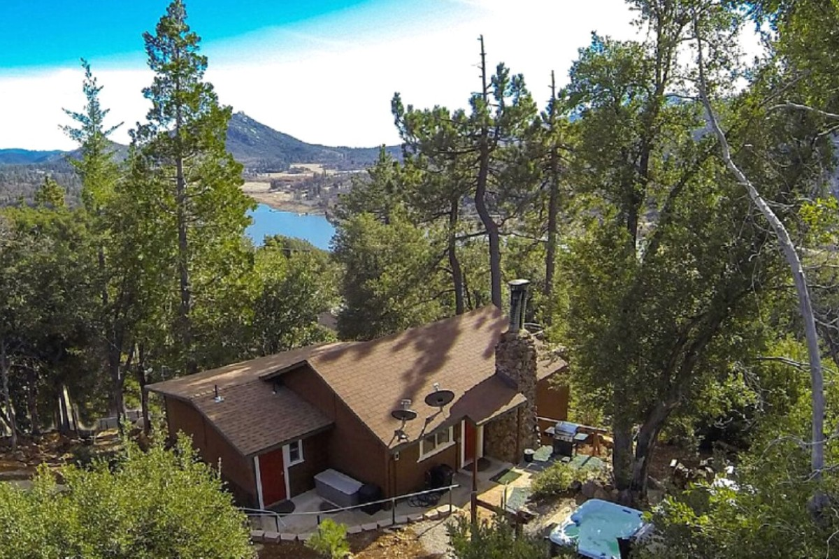 Attirant Camping Cabins Near Los Padres National Forest