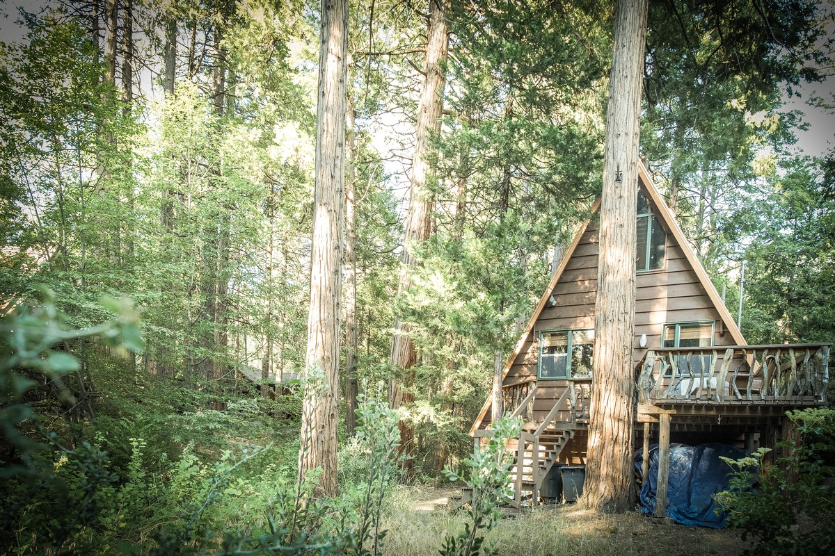 Discovering california for Cabin rentals in southern california