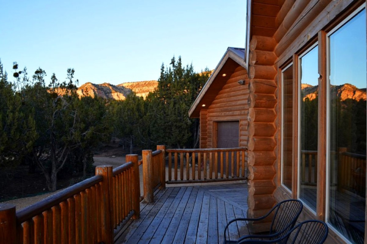 Luxury camping top national parks for Cabin zion national park