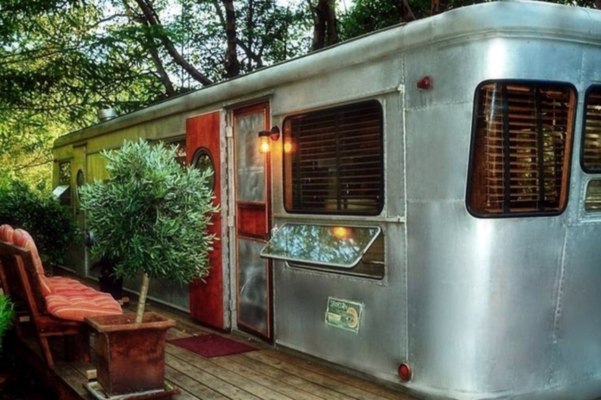 Caravans for Rent near the Bay Area