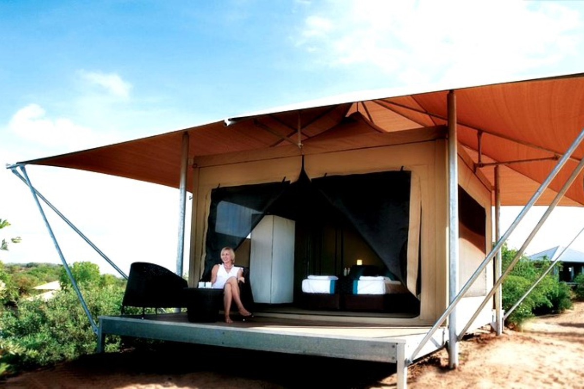 Conscious Luxury Camping in Australia