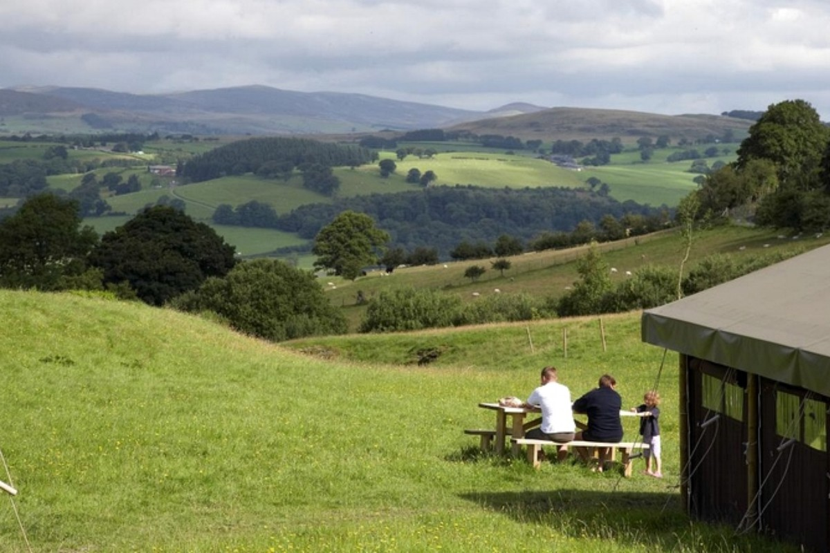 Dog-Friendly Campsites in Wales