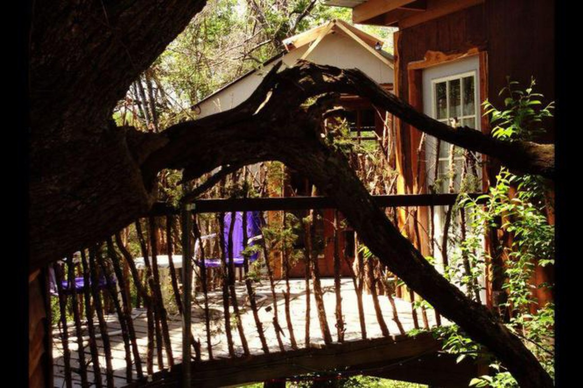 Eco Cabin Rentals Near Dallas