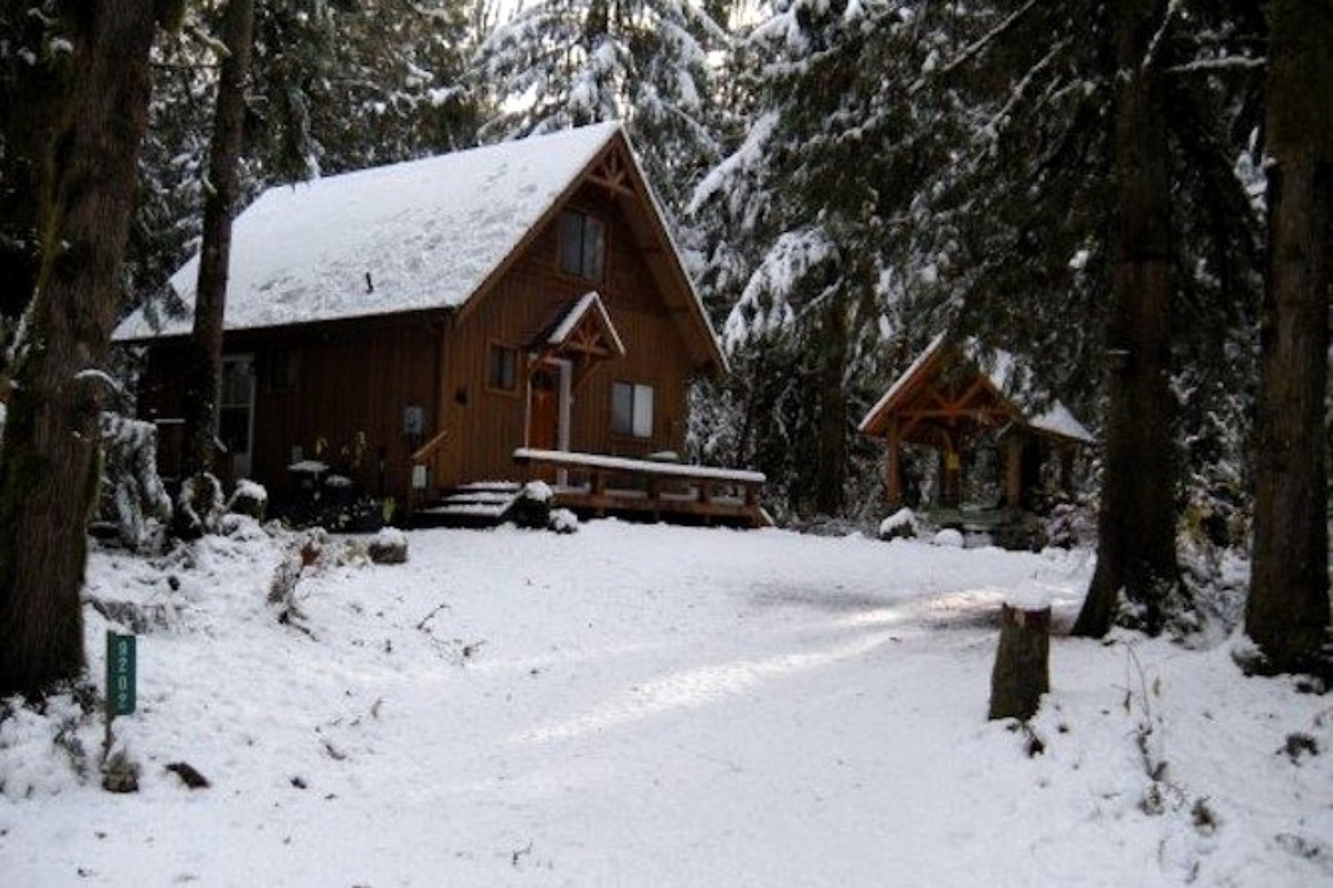 Canada weekend getaways for Cabine in whistler