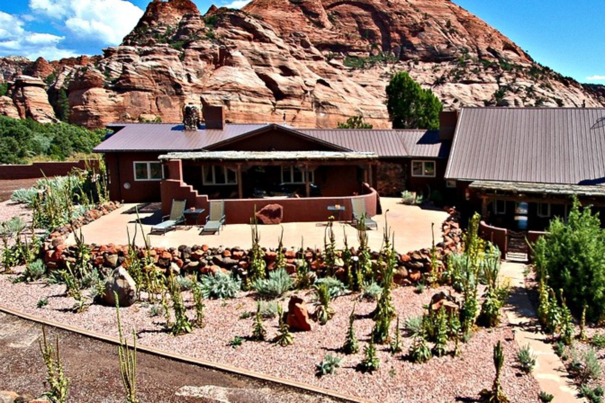 Glamping vacation rentals for Vacation rentals near zion national park
