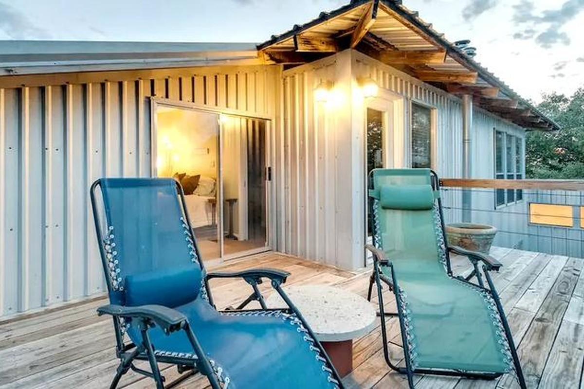 Glamping near Dallas-Fort Worth