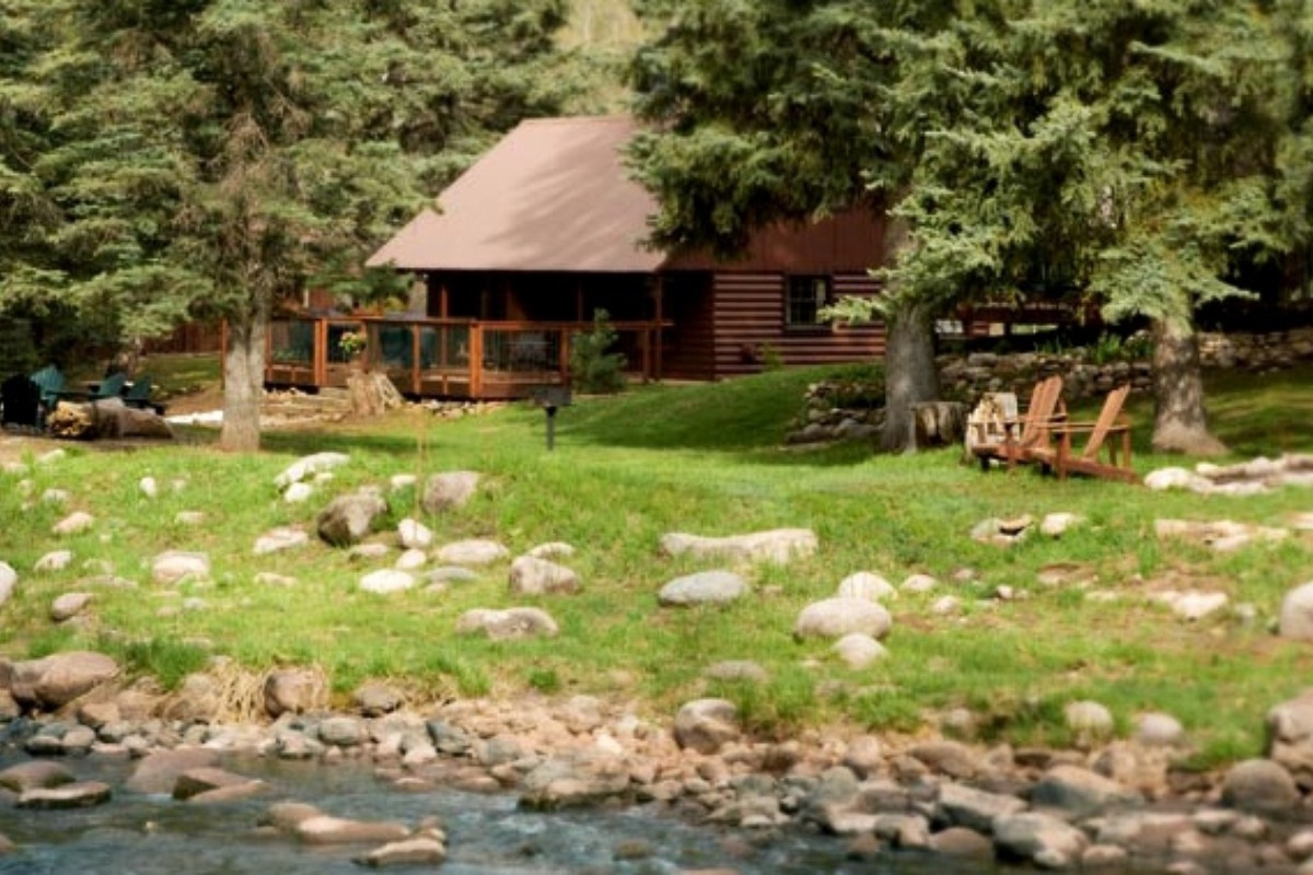 A different kind of hiking trip for Cabin rentals near denver colorado
