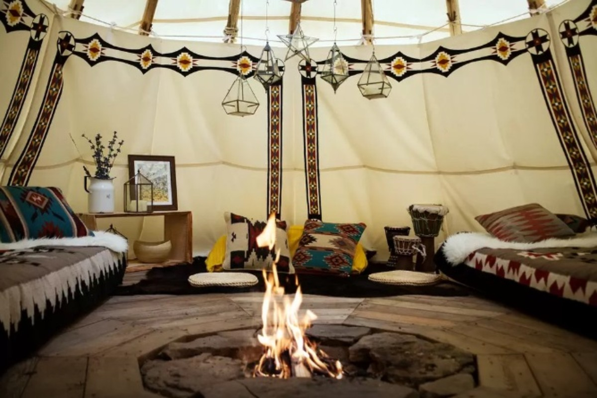 Glamping collections glamping hub for Weekend getaway in new york
