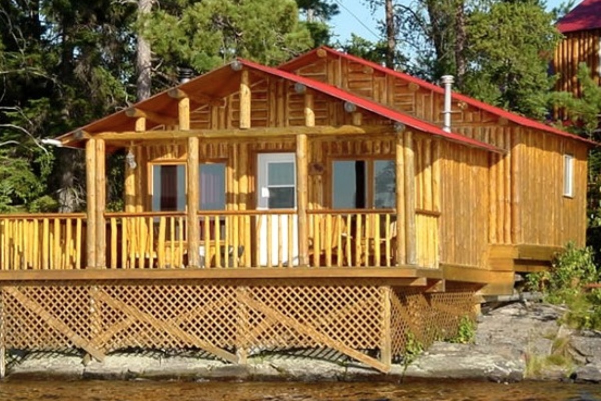 Log Cabin Rentals in Ontario