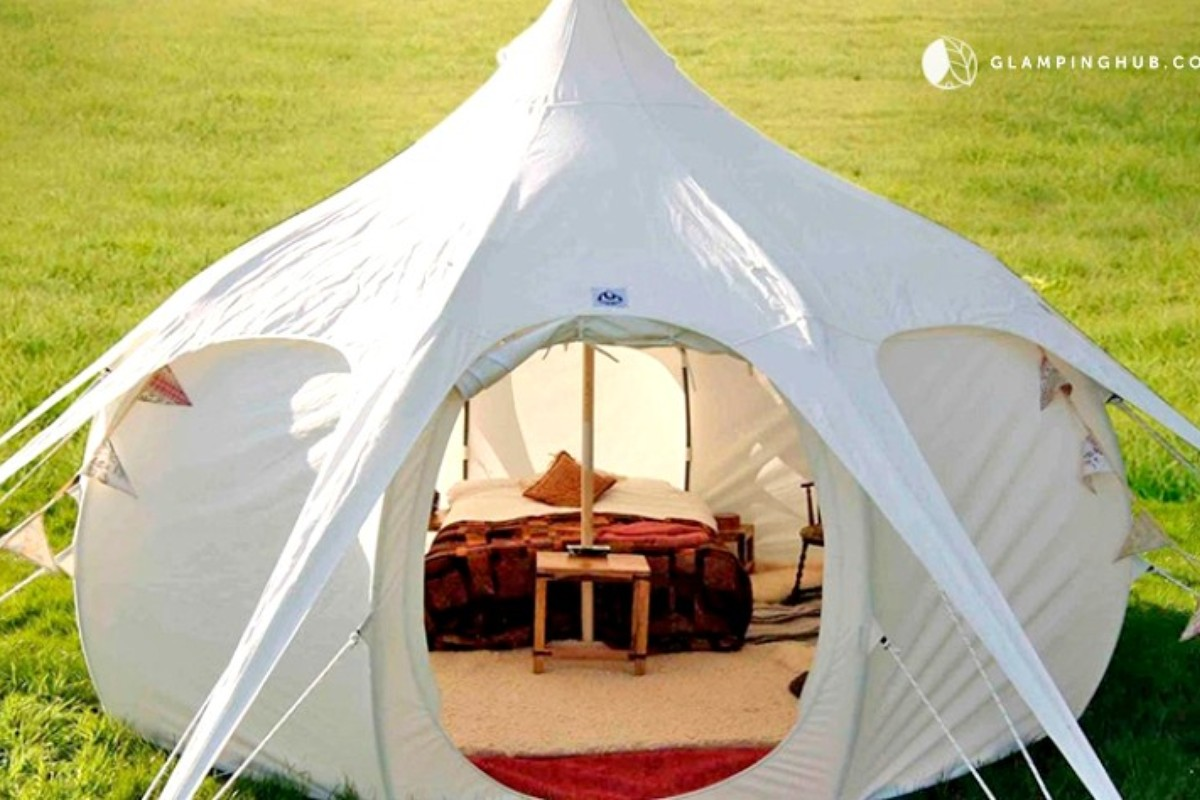 Luxury Beach Tents in Southern New South Wales