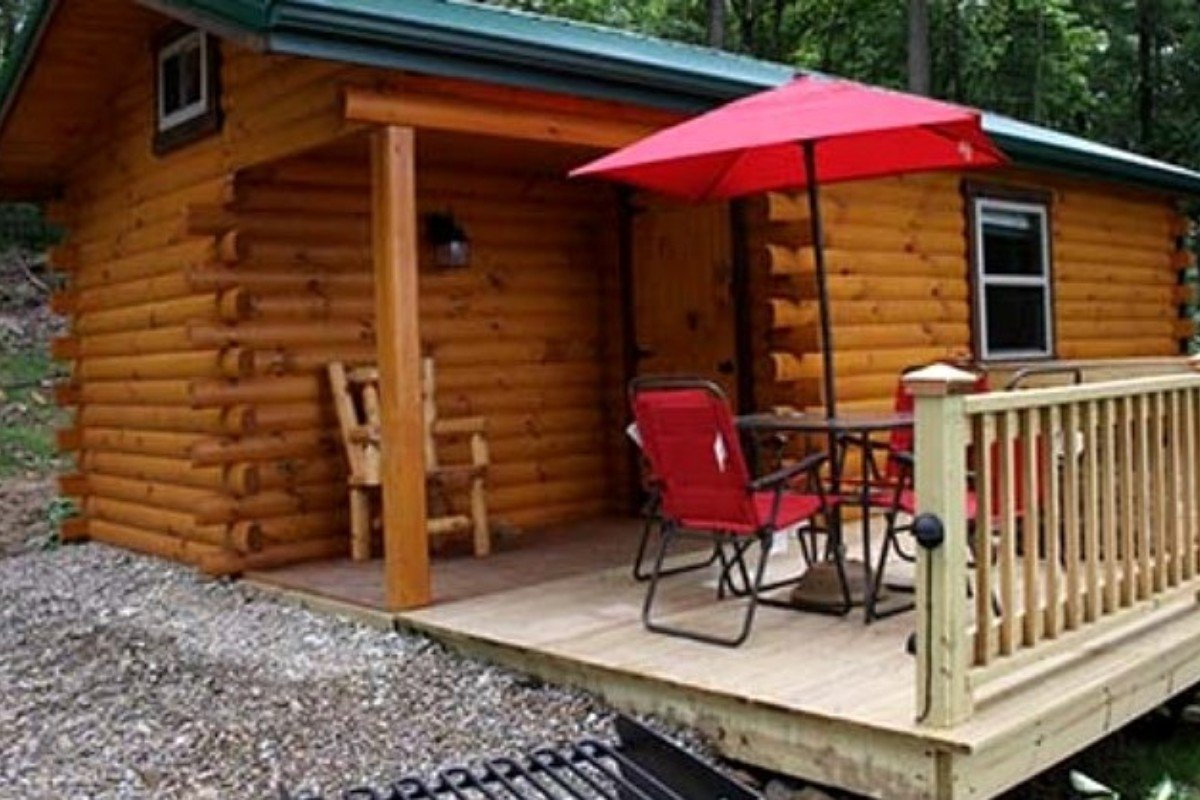 cheap in s amish state cabins interior rentals pa cabin ohiopyle country ohio parks