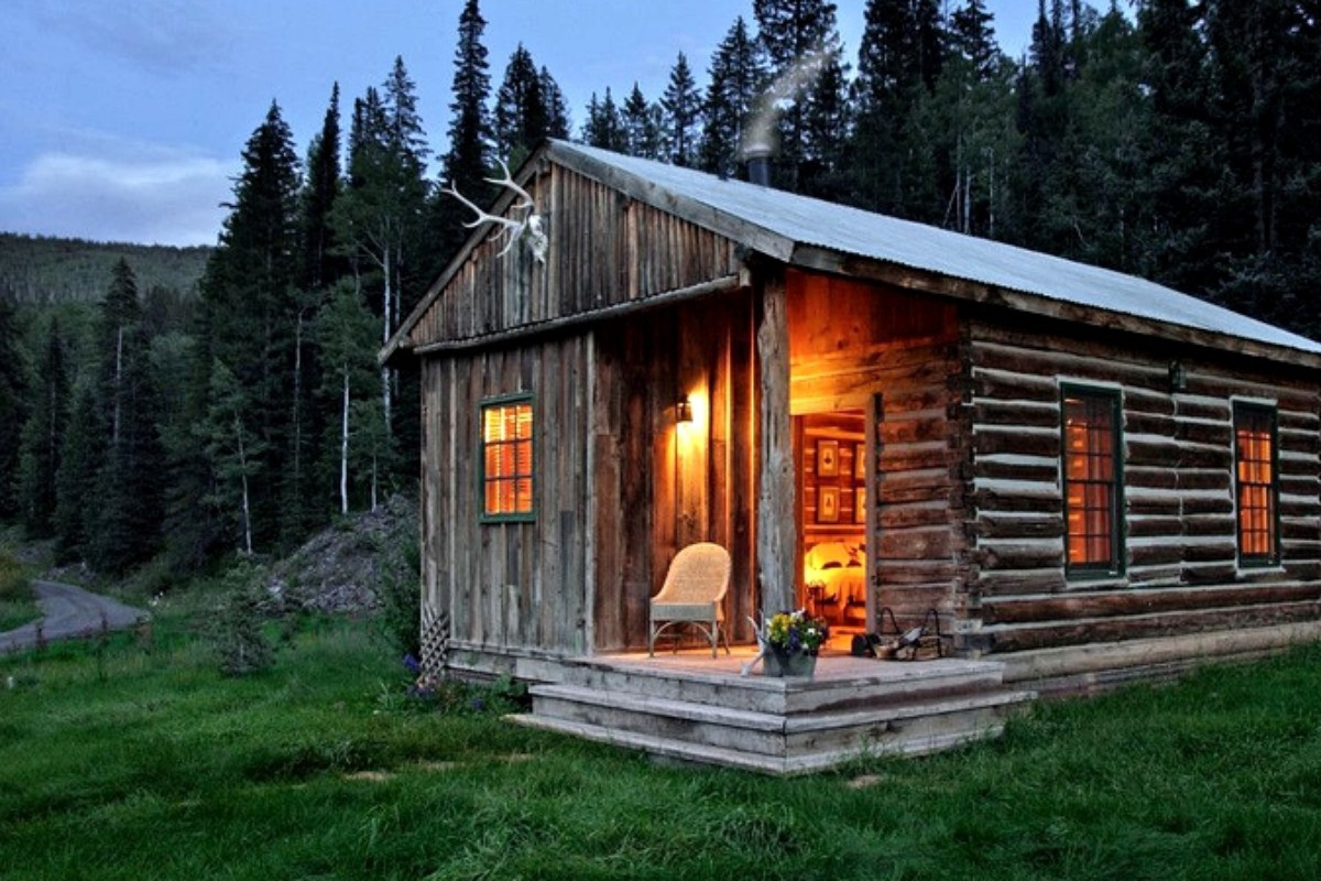 Colorado weekend getaways for Cabin rentals near denver colorado