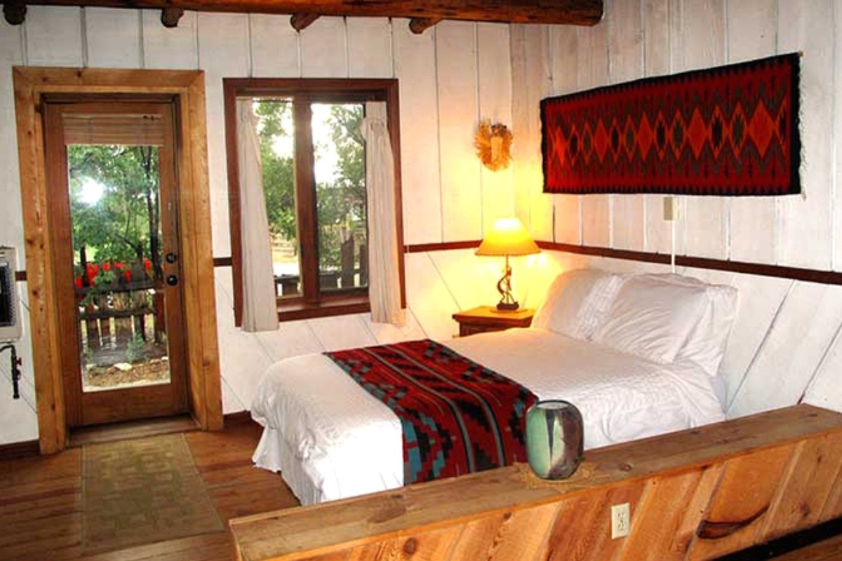 Luxury Cabin Rentals in New Mexico