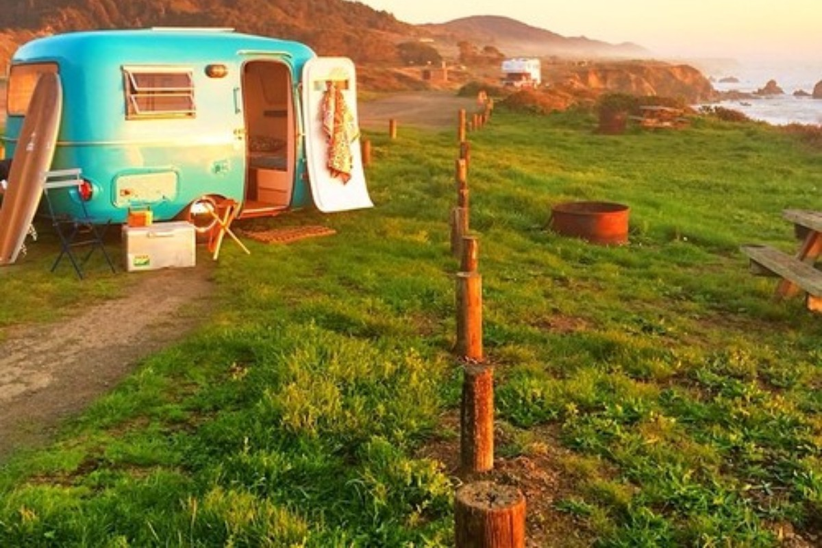 Luxury Campgrounds California Wine Country