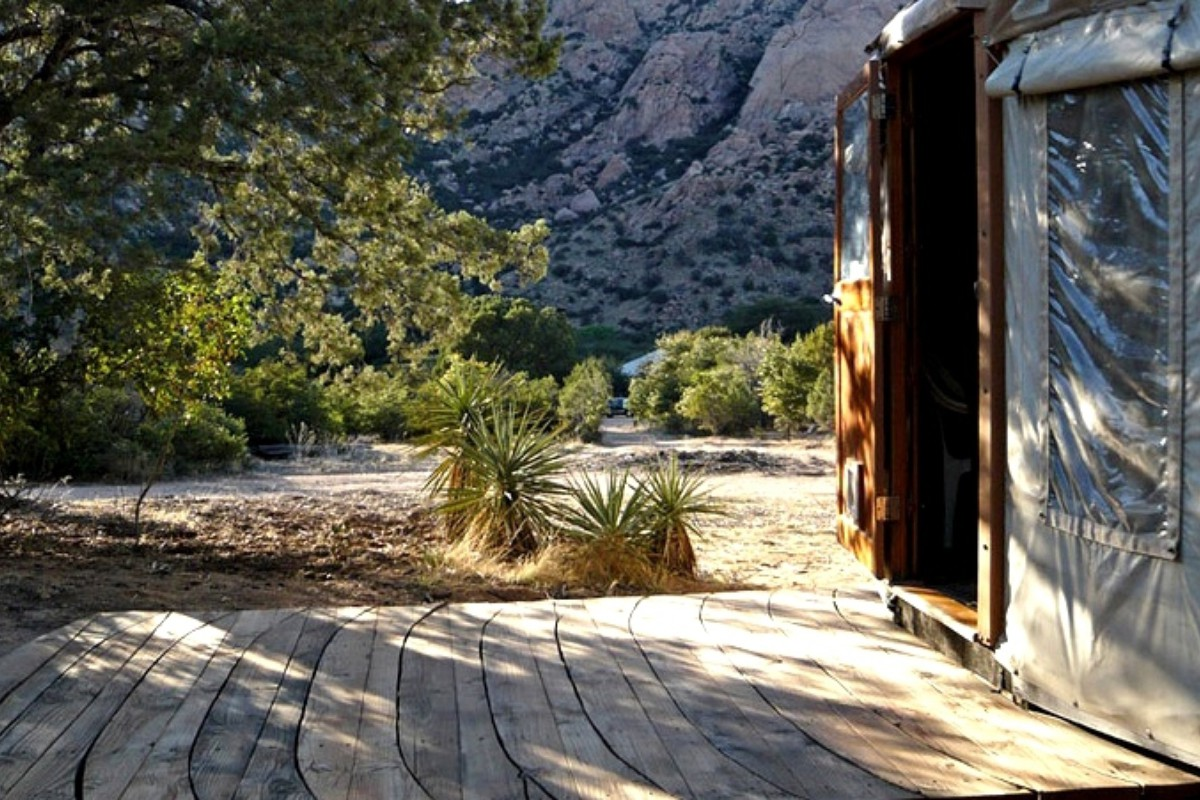 Luxury Camping Accommodations in Arizona