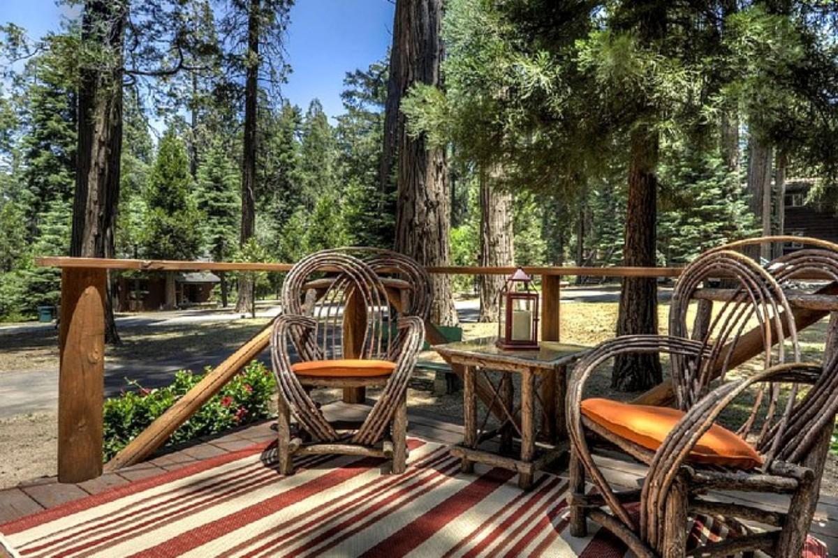 Big bear lake getaways for Big bear luxury cabin