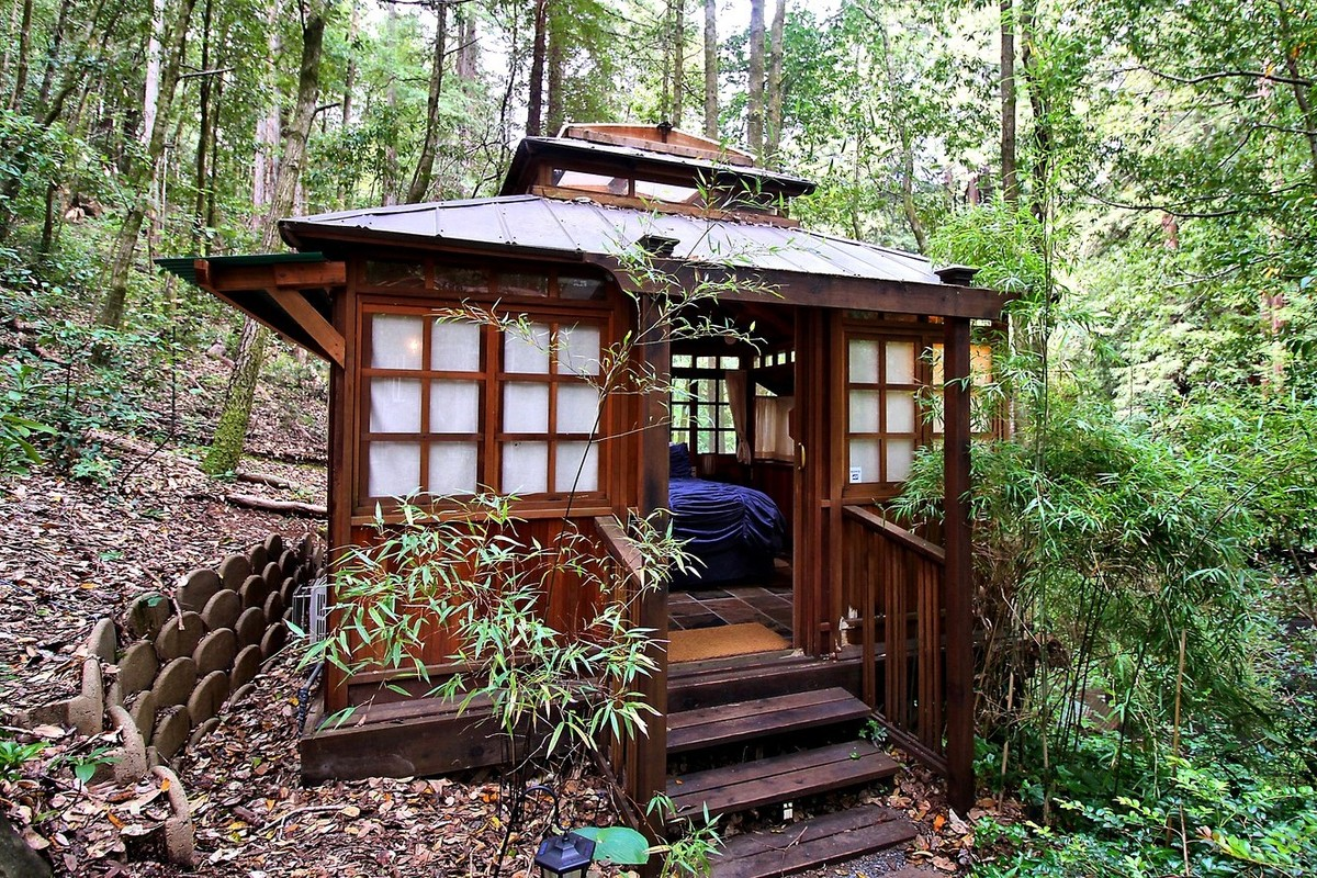 Luxury Camping Cabins near Napa Valley, California