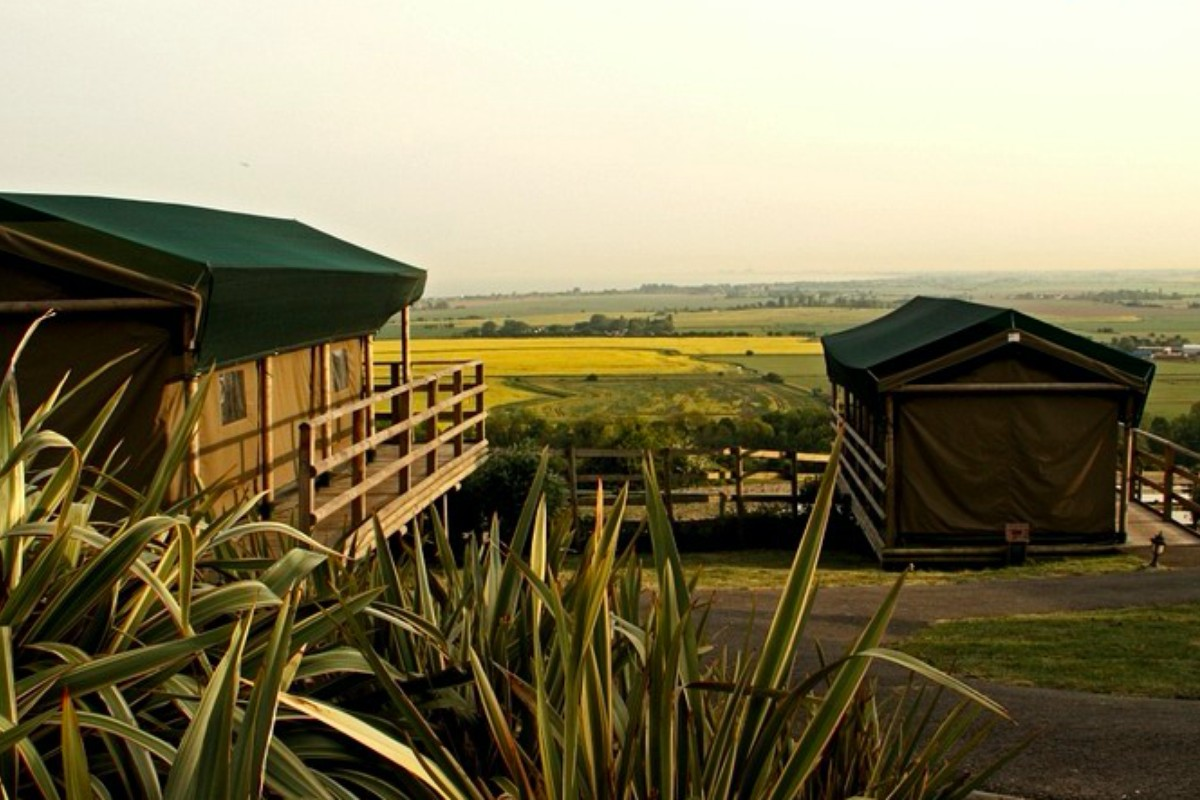 Luxury Camping Getaways in the UK