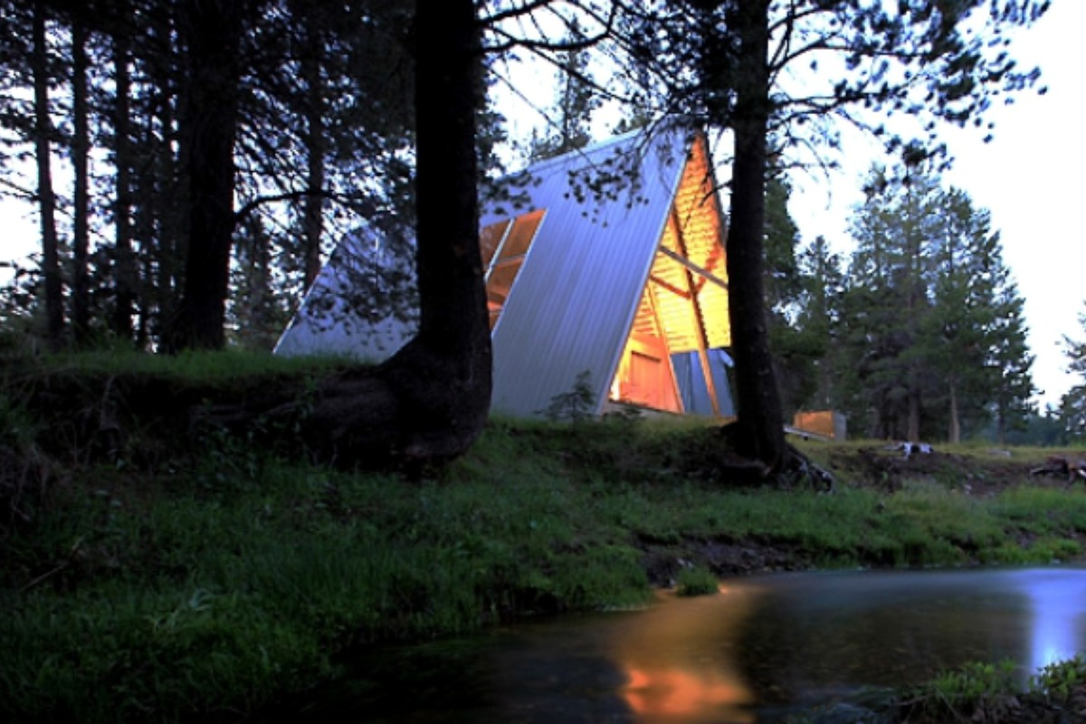 Luxury Camping in Lake Tahoe