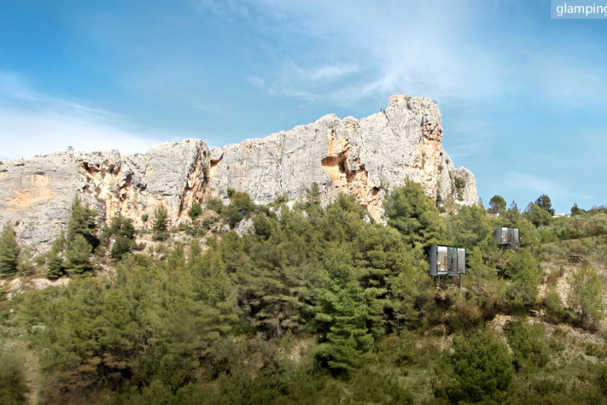 Luxury Camping In Valencia