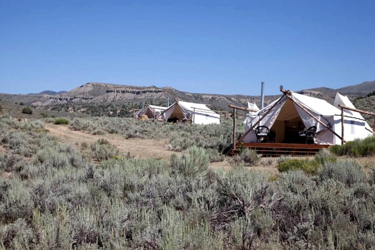 Colorado Weekend Getaways | glampinghub.com