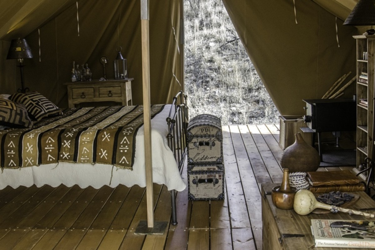 Luxury Tents and Tipis in Arizona
