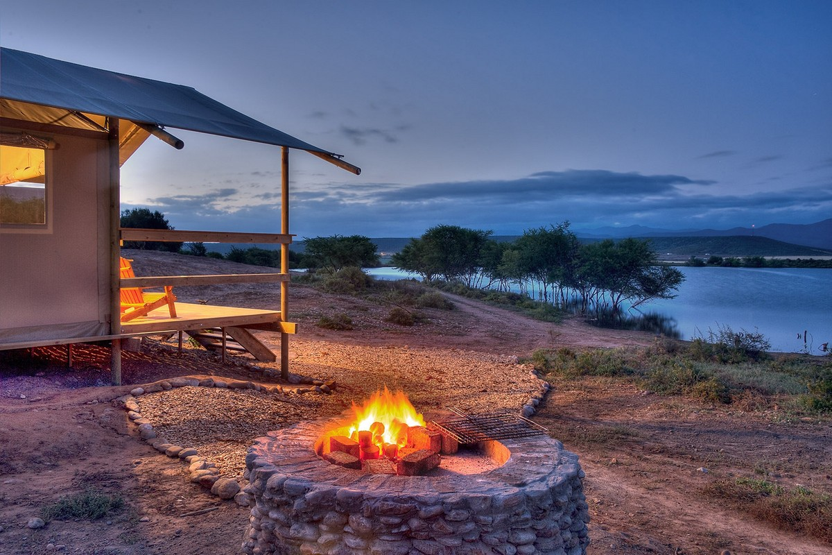 Luxury Tents in The Eastern Cape, South Africa