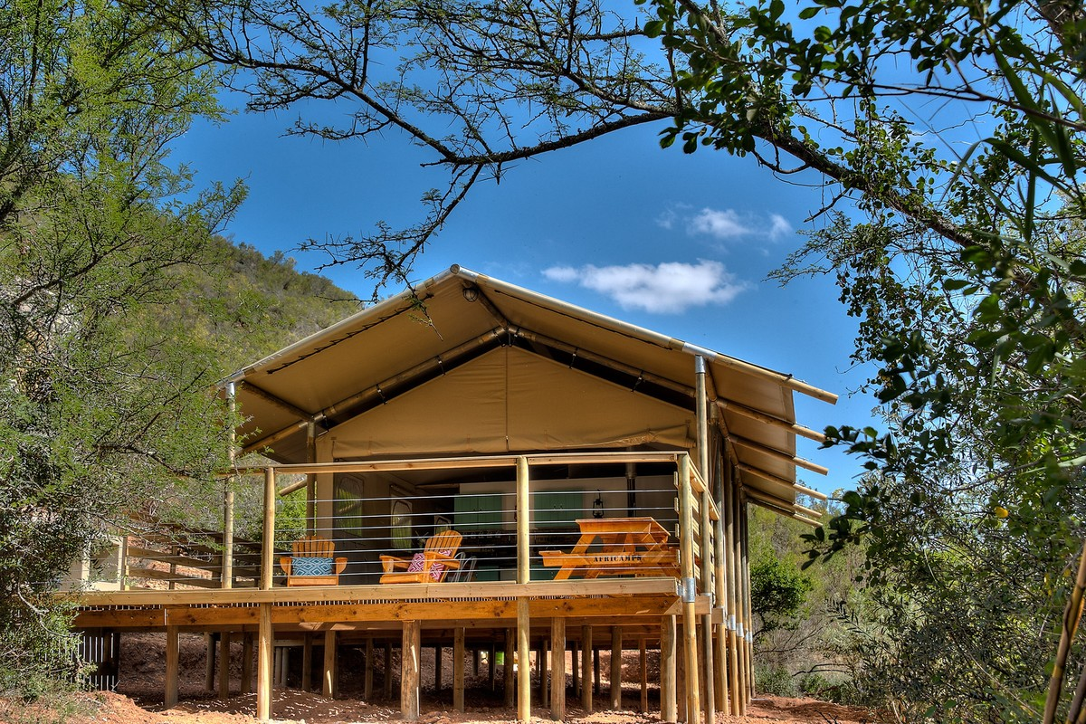 Luxury Tents in Gauteng, South Africa
