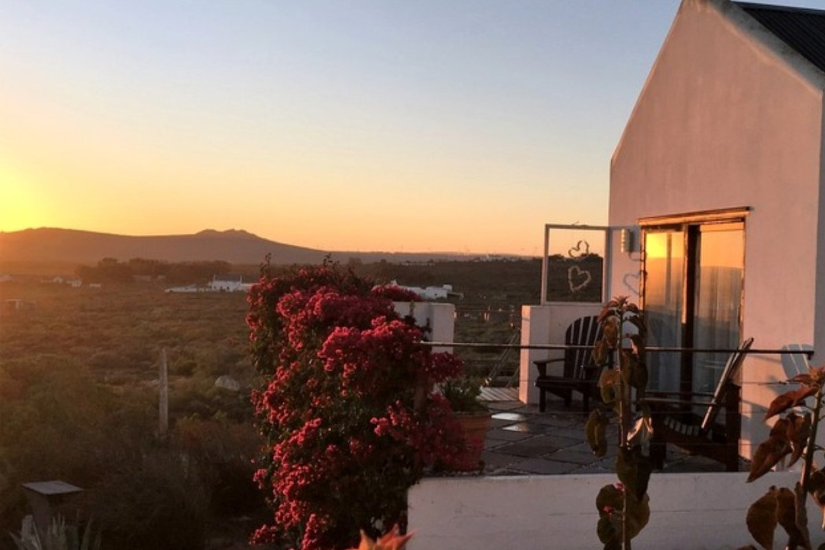 Luxury Tents near Plettenberg Bay, South Africa
