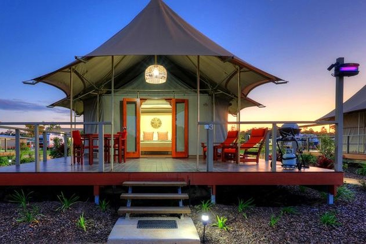 Luxury Tents in Queensland