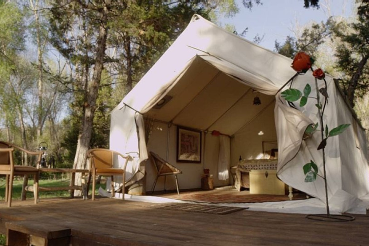 Luxury Tents in South Africa