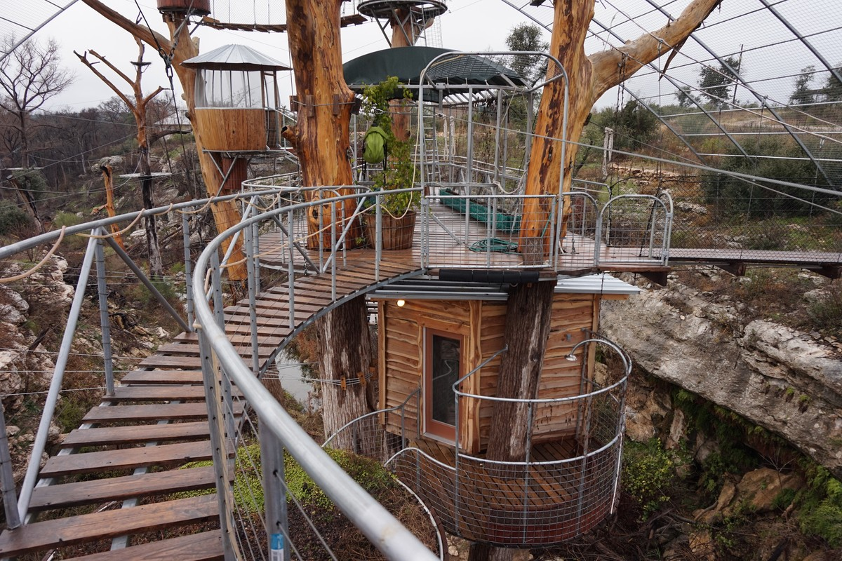 Texas Treehouse Hotels 2018 World S Best Hotels