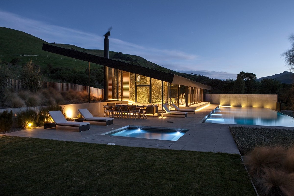 Luxury Weekend Getaways near Christchurch