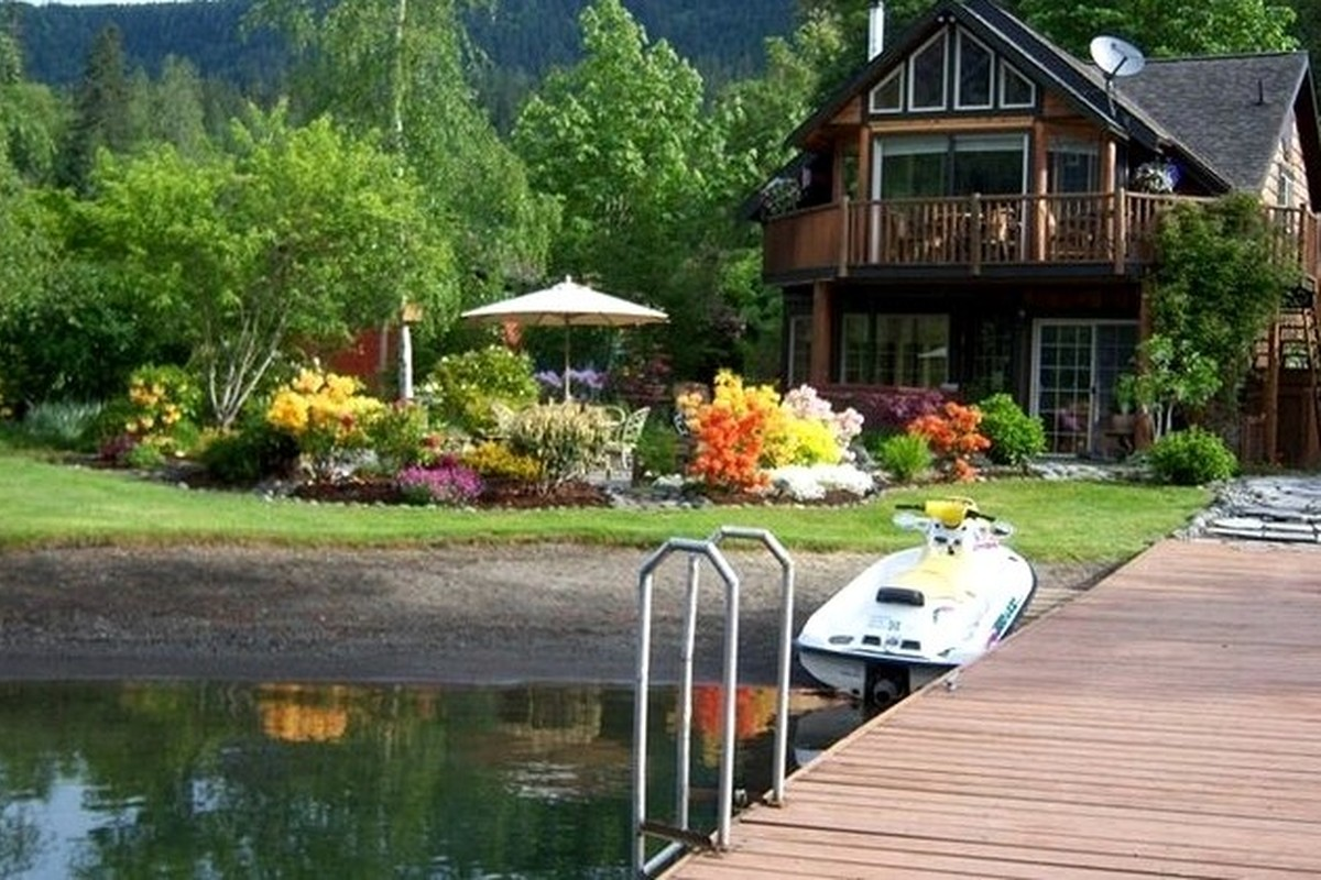 Memorial Day Cabins Near Olympic National Park
