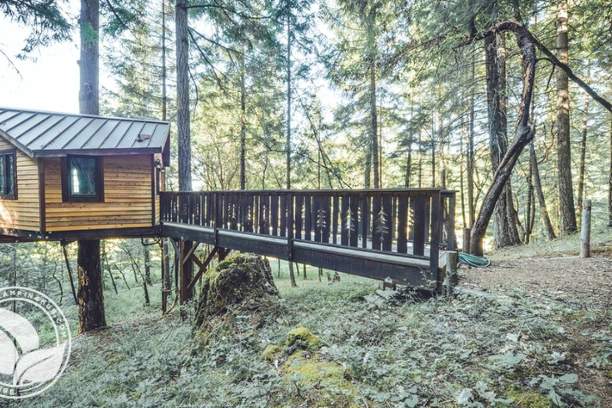 Our Best Tree Houses of 2018