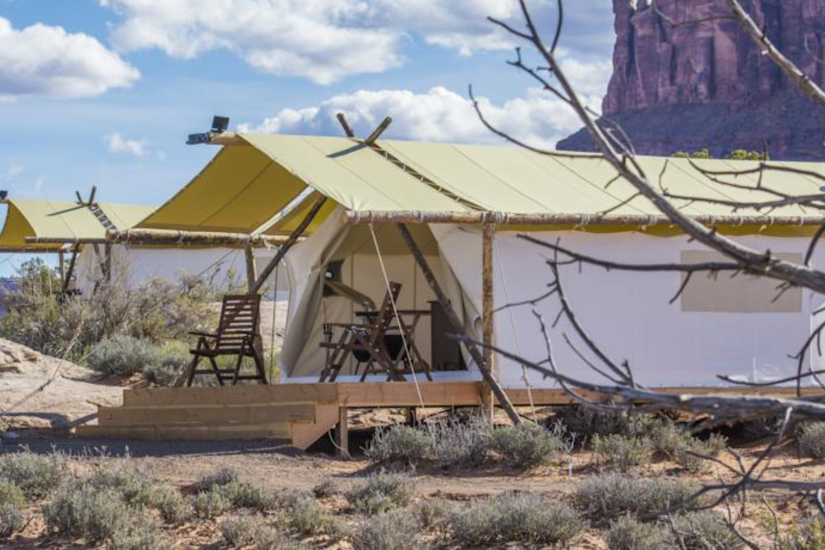 Outdoor Retreats near Monument Valley