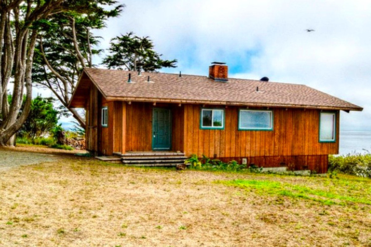 united california to yosemite frame cabins americas door vacation rentals wild cabin states black a the in