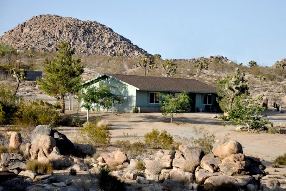 Pet-Friendly Cabins in Joshua Tree