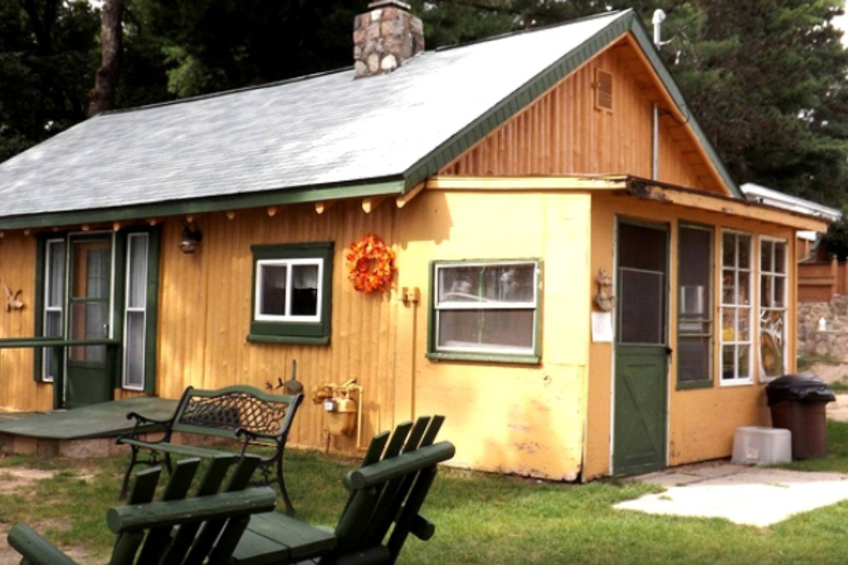 of ignace cabins island mackinaw st dsc koa camping kampgrounds america mackinac