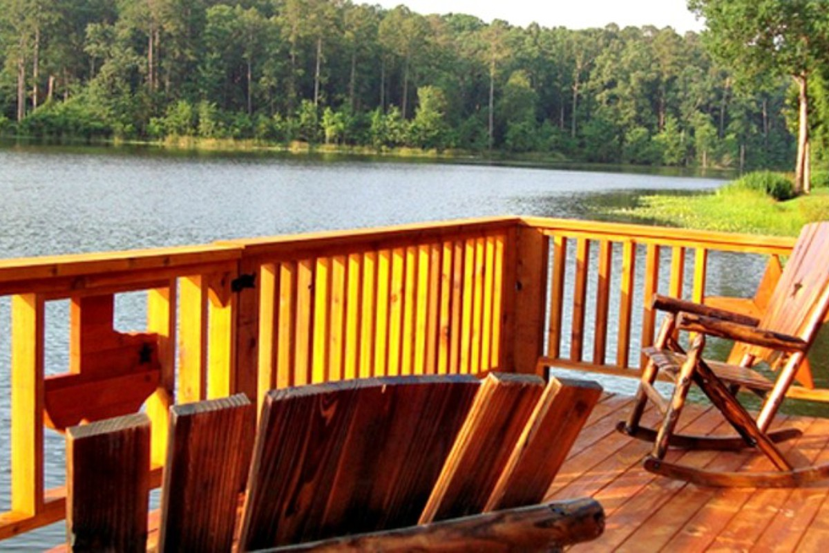 Pet Friendly Cabins Near Dallas