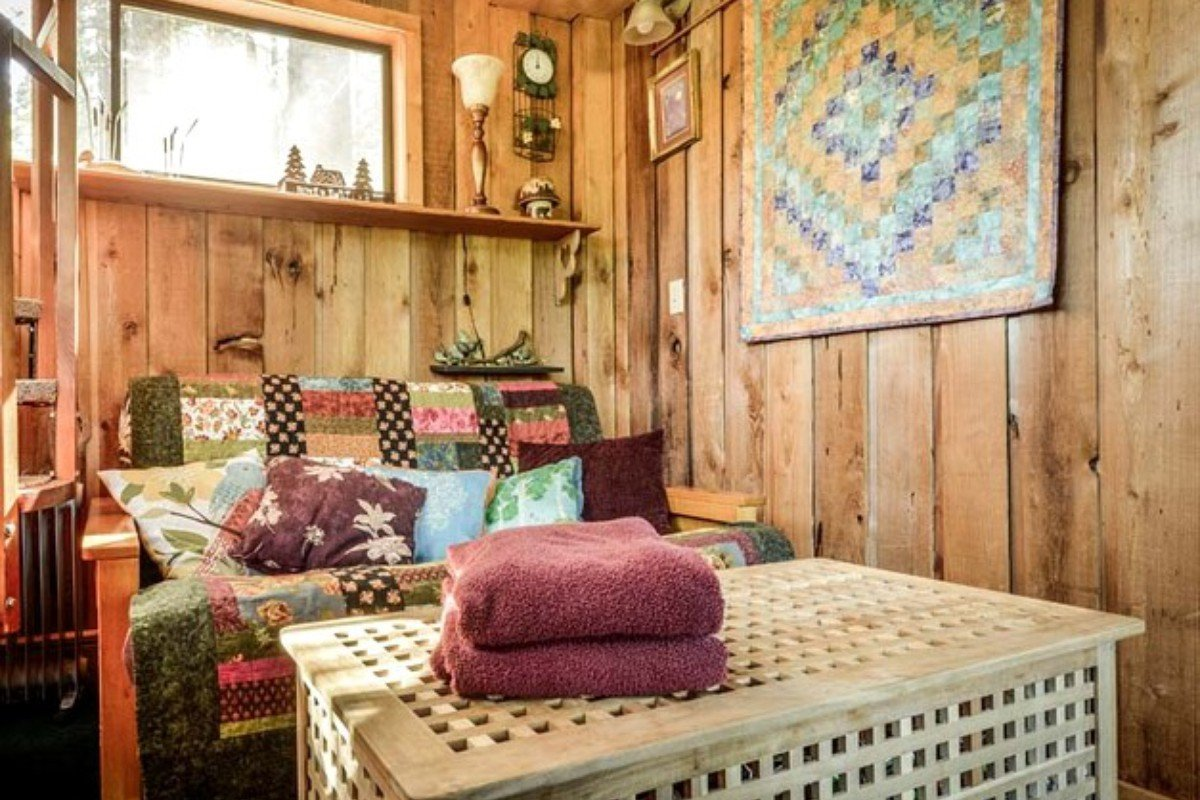 Pet-Friendly Cabins near Mt. Rainier