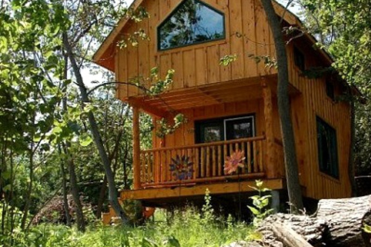 pet friendly cabins in the u s