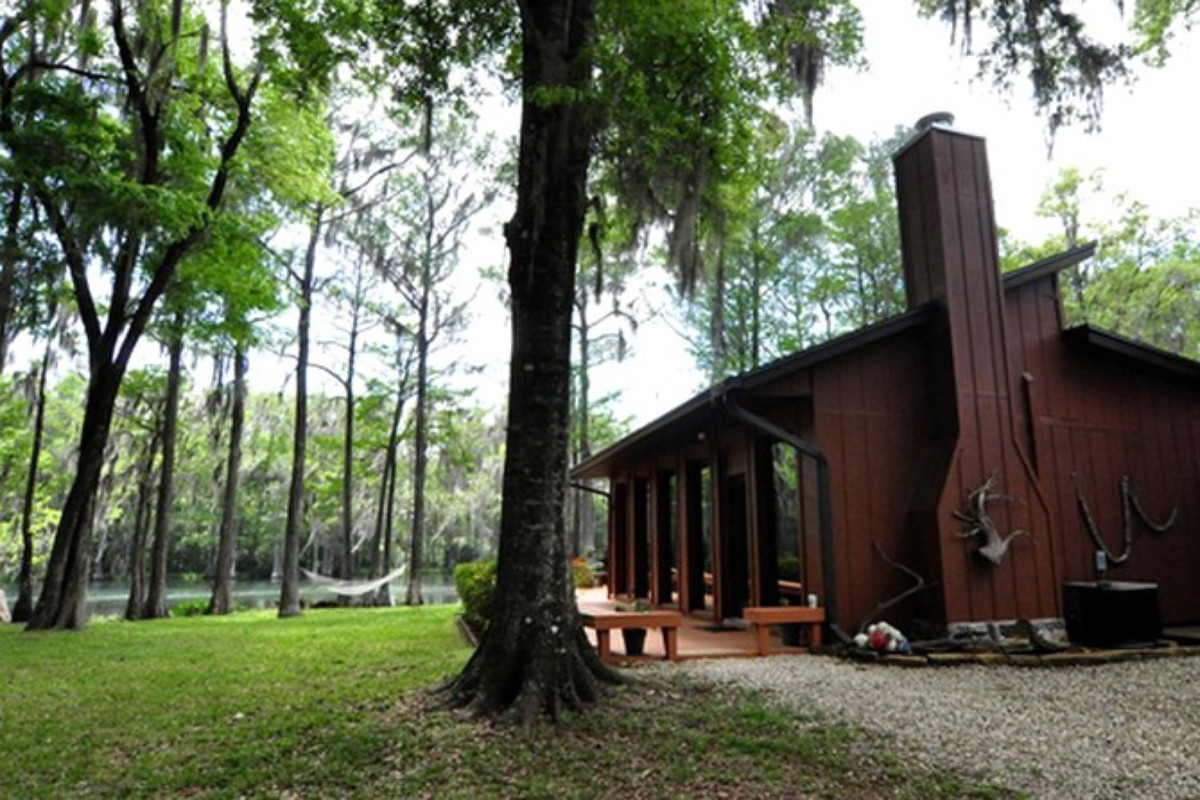Pet-Friendly Camping Cabins in Florida