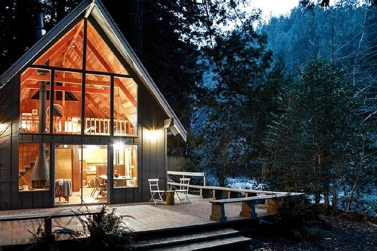 Rent A Cabin Near Colter Bay Village Wyoming Glamping Hub